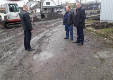 Очильники району відвідали села Кам'янка та Старий Вовчинець