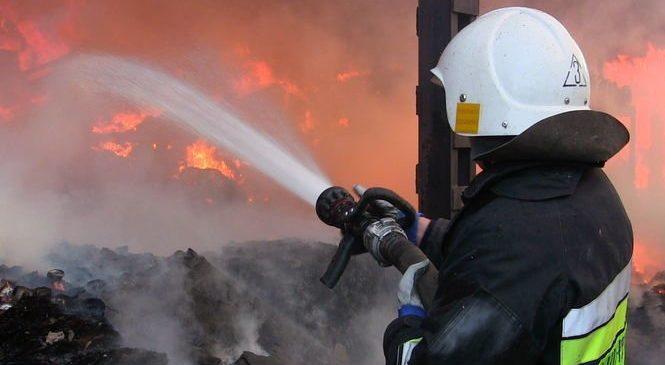 Вогнеборці знайшли на місці пожежі тіло власника помешкання