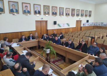 Відбулося засідання ради регіонального розвитку при Глибоцькій РДА