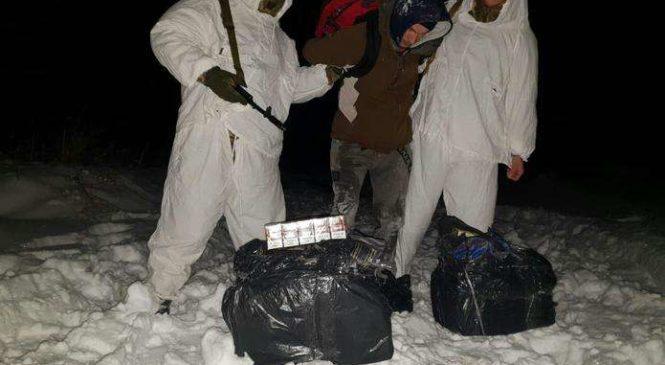 Мешканець Румунії займався контрабандою на Буковині