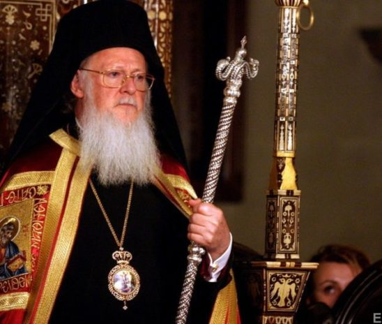 Вселенський патріарх підпише томос про автокефалію православної церкви України