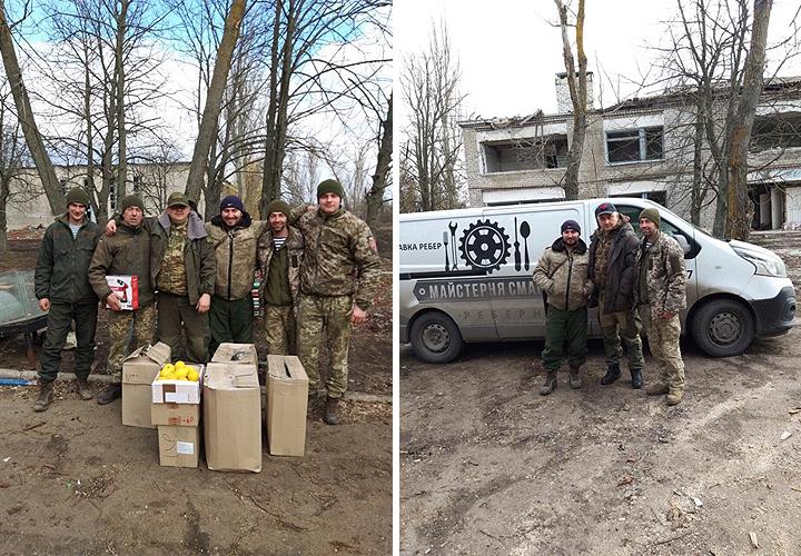 Буковинські волонтери відправили на Схід продукти й теплі речі , фото-2