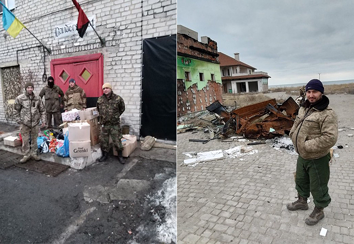Буковинські волонтери відправили на Схід продукти й теплі речі , фото-1