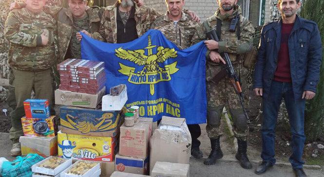 Пасхальні подарунки відвезли на схід Глибоцькі Волонтери
