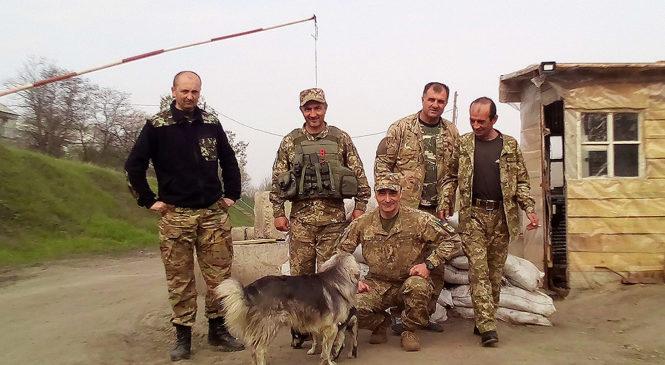 Волонтери ГФ «Козацька варта» Глибоччини доправили гуманітарну допомогу на схід