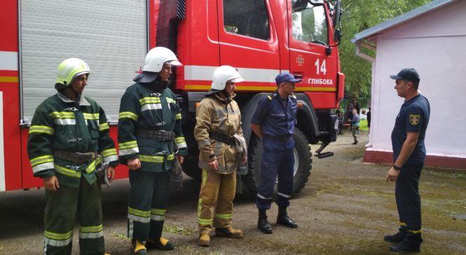 Проведено спільні навчання з працюючим персоналом дитячо-оздоровчого табору «Вогник Буковини»