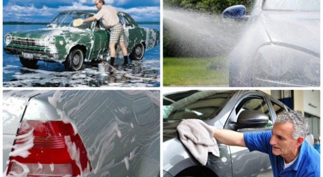 Буковинців попереджають, що за миття автомобіля у водоймах передбачена адміністративна відповідальність