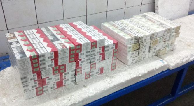 Буковинські митники попередили спробу незаконного вивезення тютюнових виробів