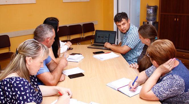 Засідання робочої групи з розробки Бюджету для громадян Глибоцької ОТГ