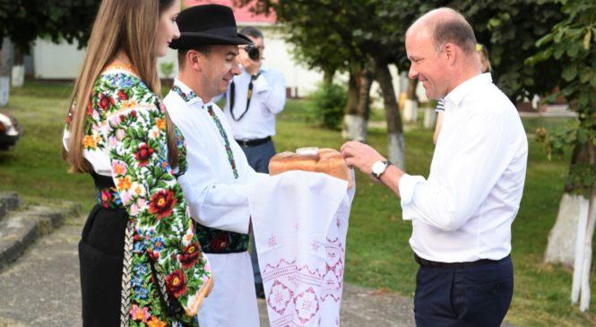 Волоківську ОТГ відвідав Президент Генеральної ради депутатів округу Швабія (ФРН) пан Мартін Зайлер