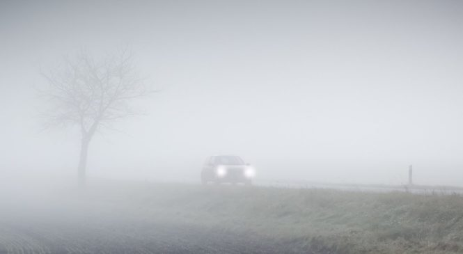 Обережно, туман! Або як не потрапити в ДТП