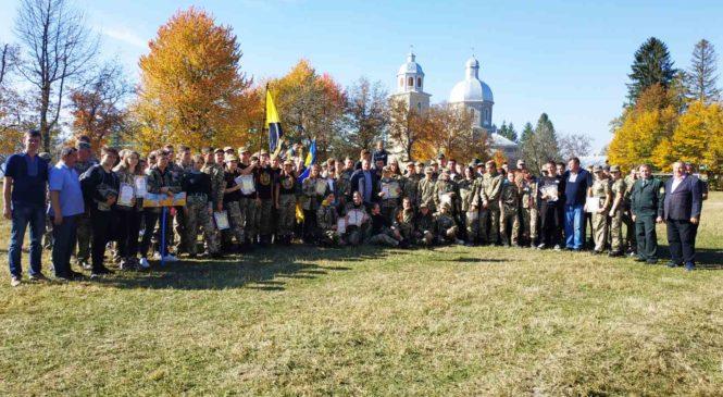 І районний етап Всеукраїнської дитячо-юнацької військово-патріотичної гри «Сокіл» («Джура»)