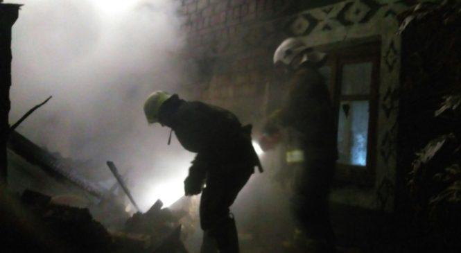 Смерть на пожежі у селі Тарашани
