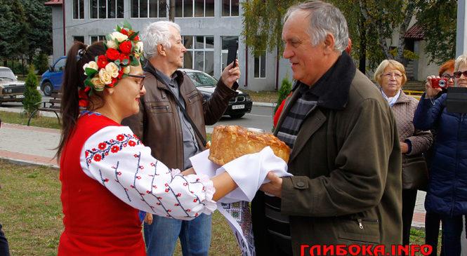 Візит делегації Союзу Українців Румунії (СУР) у Глибоцьку ОТГ