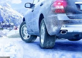 Водії, час готуватись до зими