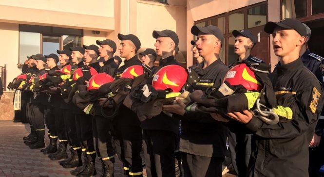 Майбутніх рятувальників запрошують на навчання у Львівський державний університет безпеки життєдіяльності!!!