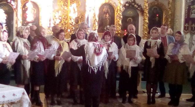 Хоровий колектив парафіян храму св.Княгині Ольги взяв участь у фестивалі колядок в Чернівцях
