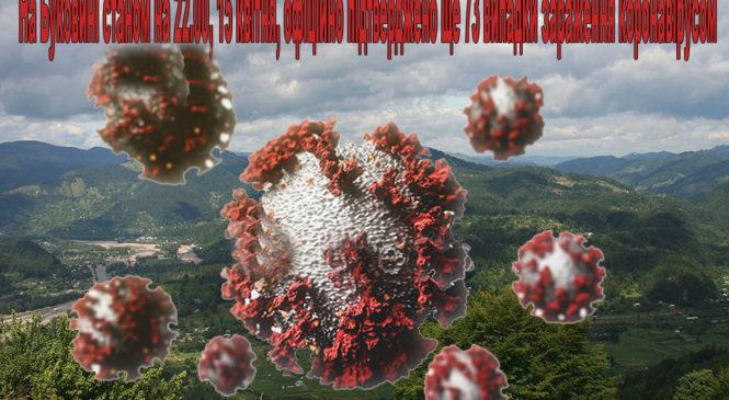 На Буковині станом на 22.00, 15 квітня, офіційно підтверджено ще 73 випадки зараження коронавірусом