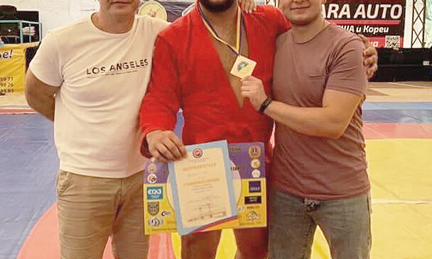 До рідного села – з бронзовою медаллю та званням майстра спорту