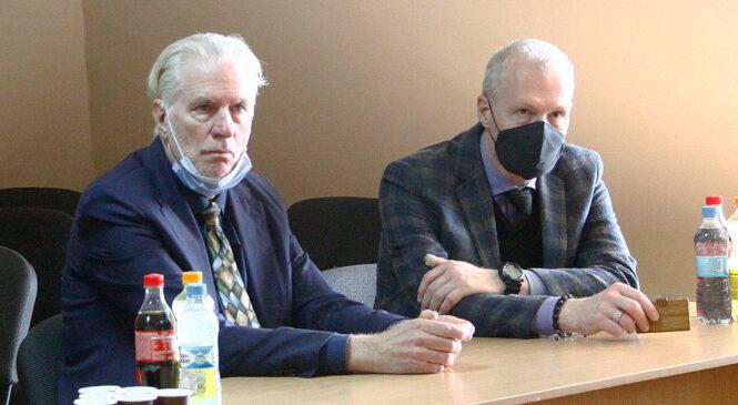 Керівник Програми DOBRE Браян Кемпл відвідав Глибоцьку територіальну громаду