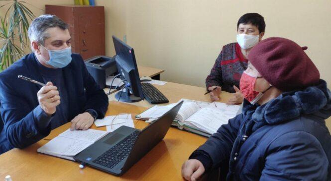 У Глибоцькій ОТГ відкрили ще одне віддалене робоче місце працівника Фонду