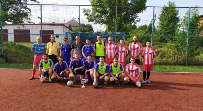 З нагоди святкувань  30-ї річниці Незалежності України у Глибоці відбулися змагання з міні-футболу