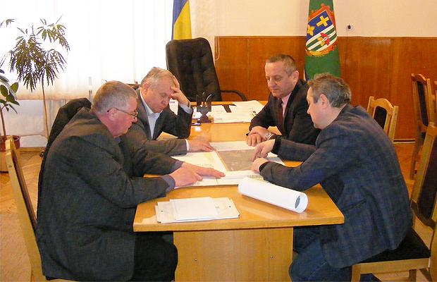 В РДА провели нараду щодо продовження газифікації Глибоки