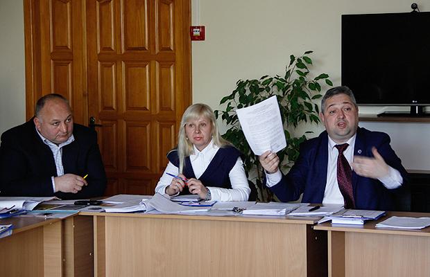 Засідання сесії Глибоцької селищної Ради – децентралізація продовжується