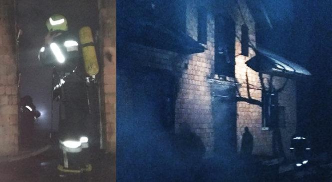 У Глибоці сталася пожежа в житловому будинку
