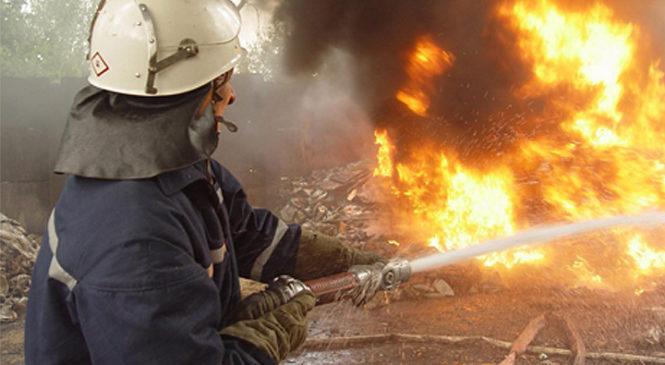 ДСНС оприлюднює сумну статистику – з початку року в Глибоцькому районі виникло вже 22 пожежі