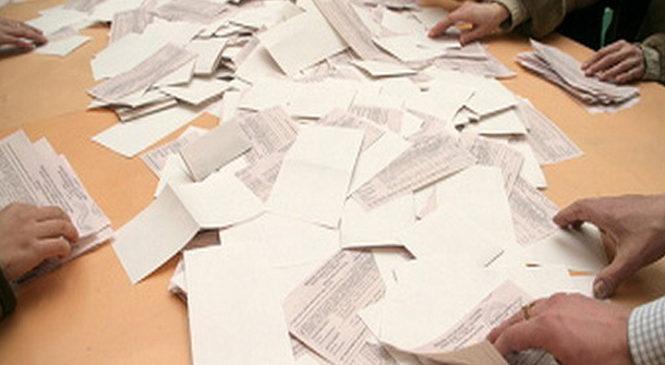 Результати виборів, які відбулися 29 квітня  у селах Черепківка та Новий Вовчинець