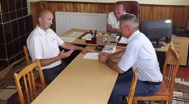 Заступник голови РДА провів робочу нараду в Йорданештській сільській раді