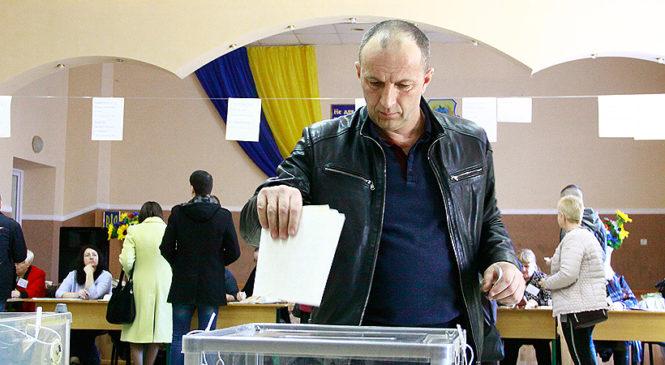 За кого голосували глибочани 31 березня (попередні результати)