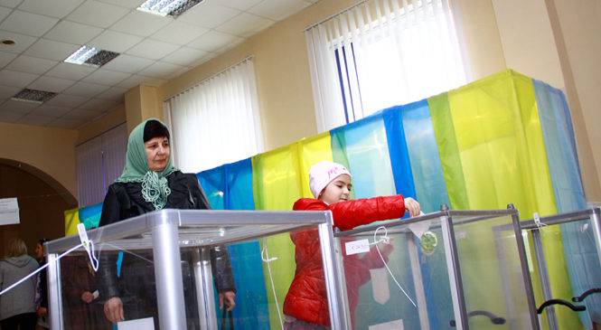 Другий тур виборів президента України 2019, як голосувала Глибоччина