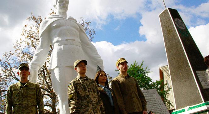 8 травня у с. Черепківка відзначили День пам'яті та примирення