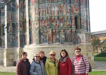 Духовними святинями  Південної Буковини у Румунії