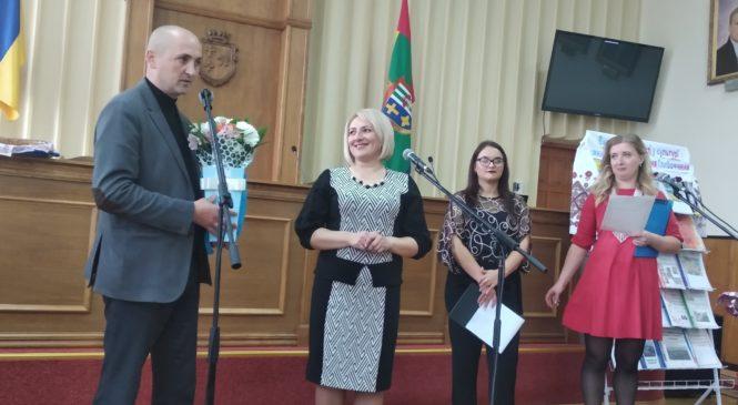 З нагоди професійного свята, нагороджено кращих працівників культури Глибоцького району