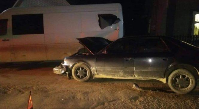 """22-річний житель села Купка Глибоцького р-ну наїхав автомобілем """"Audi"""" на кількох людей"""