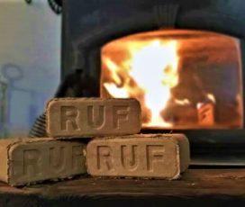 Виготовляємо та реалізовуємо оптом та в роздріб паливні брикети RUF