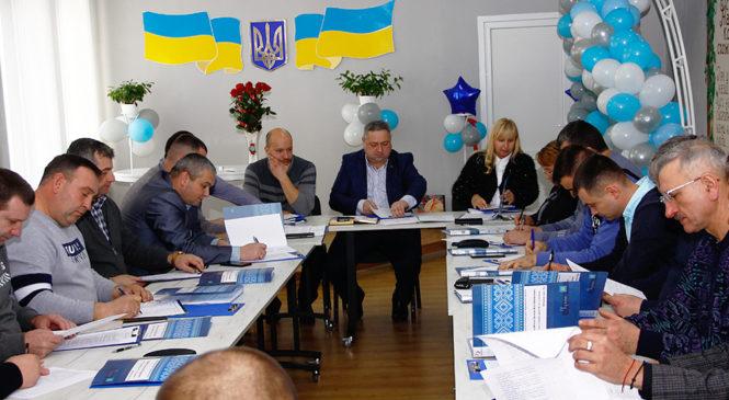 Відбулося урочисте засідання 63 сесії VII скликання Глибоцької ОТГ