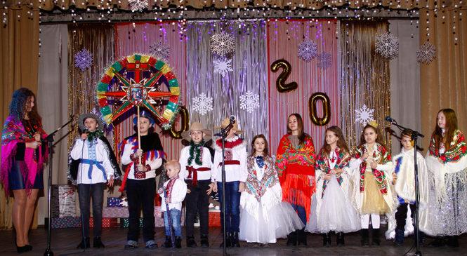 У Глибоці відбувся 5-й традиційний фестиваль «Різдвяна коляда»