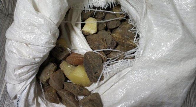 """Через ПП """"Порубне"""" намагались вивезти 50 кілограм каміння природного походження"""