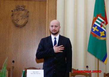 Відбулося офіційне представлення голови Глибоцької райдержадміністрації Івана Веклича