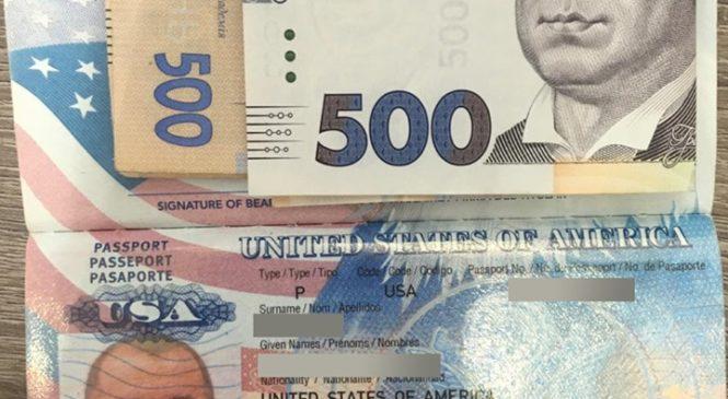На пункті пропуску «Порубне» американець намагався «вирішити питання» хабарем у 1000 грн.
