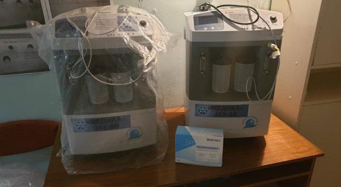На Глибоччині збирають кошти для закупівлі кисневих концентраторів