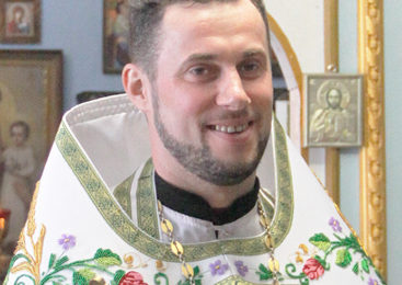 Привітання з Днем народження священика Романа Грищука