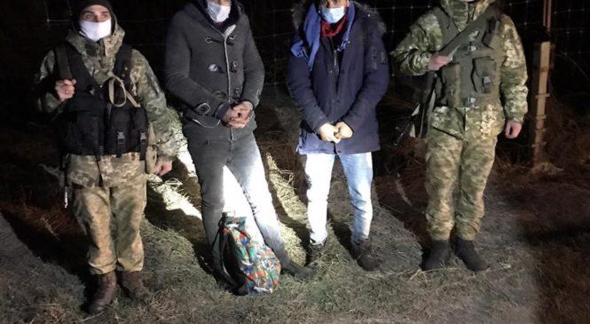 На Буковині затримали двох іноземців, які намагались порушити кордон з ЄС