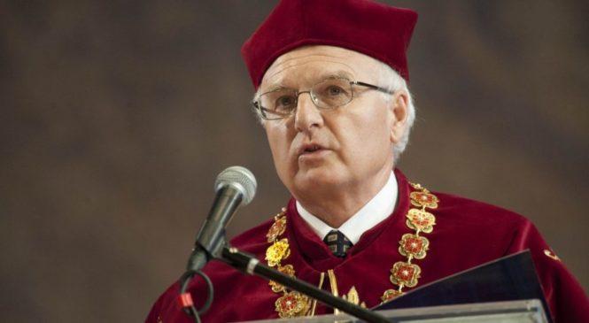 Сьогодні помер колишній міністр освіти, науковець Іван Вакарчук