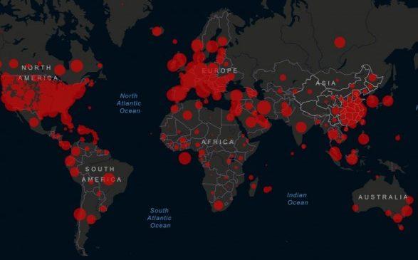 У світі від коронавірусу одужали 2,6 млн осіб