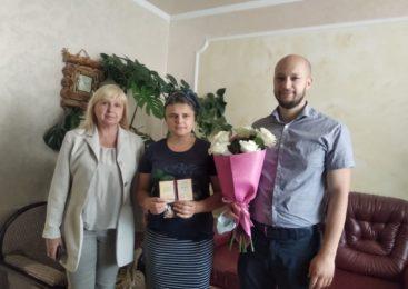 Матері-героїні Глибоччини отримали державні нагороди